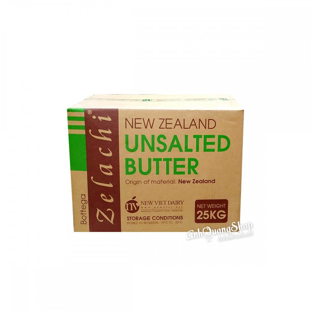 Bơ nhạt Zelachi Newzealand