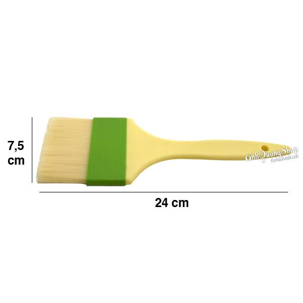 Chổi quét bơ lông cỡ lớn