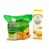 Combo De Tart Trung Kem Trung Phomai Fn