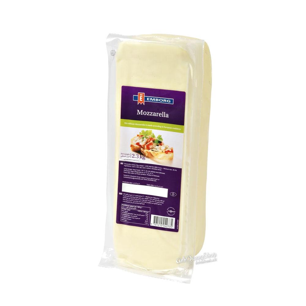 Mozzarella Emborg