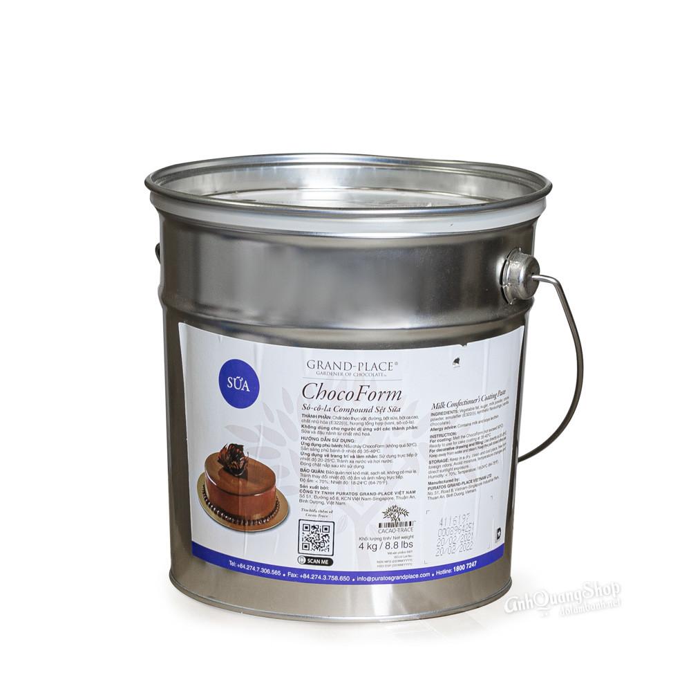 Socola compound set sua 4kg